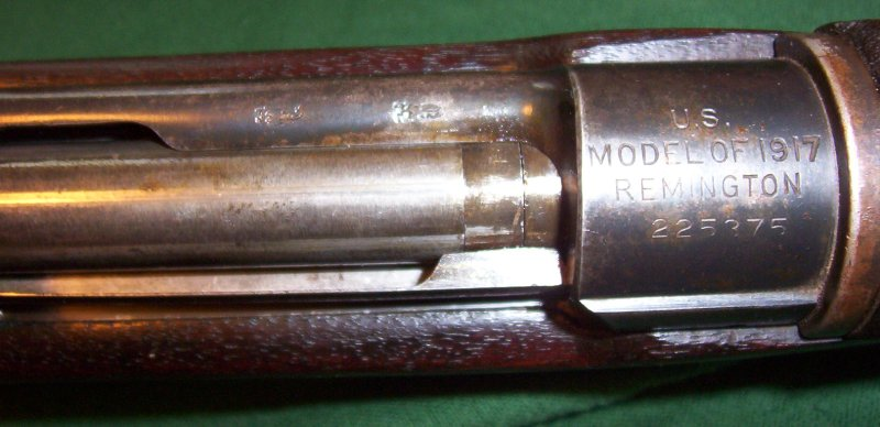 US Model Of 1917 The Firing Line Forums